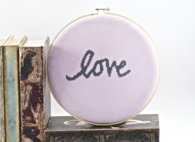 Love-Cross-Stitch-Finished-Hoop