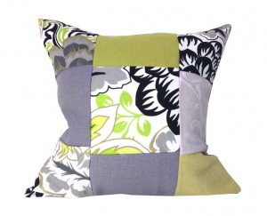 The Wild Side – Handmade Patchwork Cushion