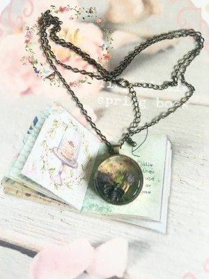 Zen Garden Necklace