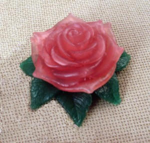 Rose glycerine soap gift for mother Wedding party favors