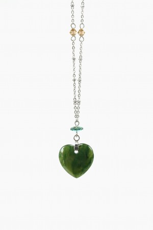 Luvjade Necklace