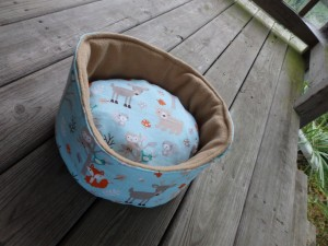 Cuddle Cups, Guinea Pig Beds, Woodland Pet Beds, Small animal Beds, Fox pet beds, Cuddle Cups, Sugar Glider, Bearded Dragon beds