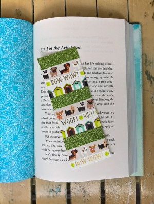 Doggy Bookmark!