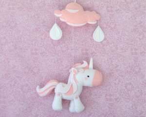 Unicorn Nursery Mobile/Wall Hanging