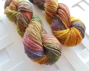 Enchanted Forest Indie-Dyed Yarn