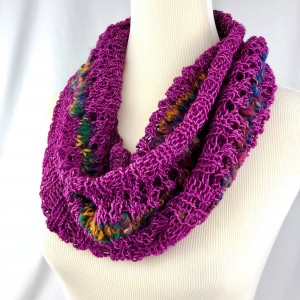 Handspun Highlight Cowl Kit