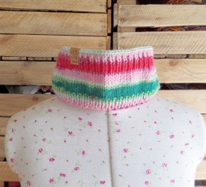 Hand Knitted Neck Warmer