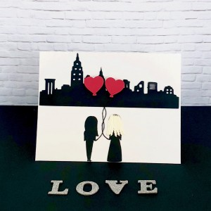 Love in the City Card