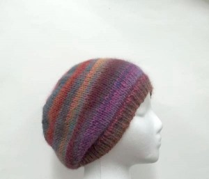 Beanie hat Knitted