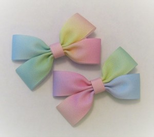 Pastel Ombre Clippies